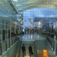 Отель Hilton Munich Airport Германия, Мюнхен - 7 отзывов об отеле, цены и фото номеров - забронировать отель Hilton Munich Airport онлайн фото 3