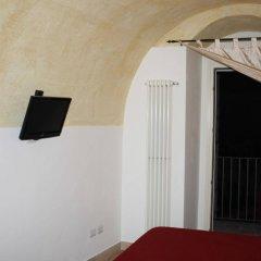 Отель Il Sorriso Dei Sassi Матера балкон