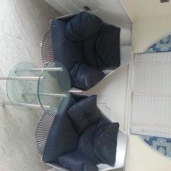 Отель Queen Idia Suites ванная
