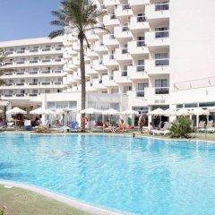 Отель Hipotels Flamenco бассейн фото 3