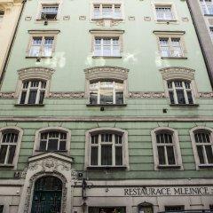 Отель The Emerald Чехия, Прага - отзывы, цены и фото номеров - забронировать отель The Emerald онлайн вид на фасад