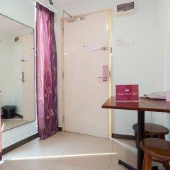 Отель ZEN Rooms Basic Sentul Cinema Малайзия, Куала-Лумпур - отзывы, цены и фото номеров - забронировать отель ZEN Rooms Basic Sentul Cinema онлайн удобства в номере