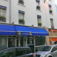 Отель le 55 Montparnasse Hôtel Париж городской автобус