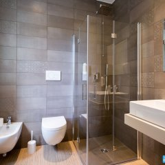 Отель Amicizia ванная