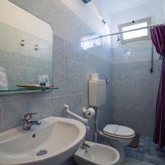 Отель ERIALE Римини ванная