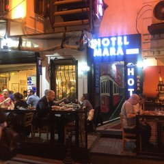 Hotel Mara гостиничный бар