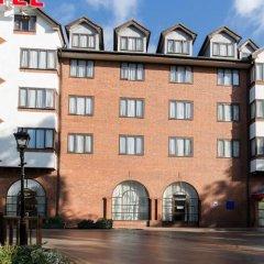 Отель Britannia Country House Манчестер парковка