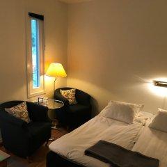 Отель Aston Villa Hotell Швеция, Гётеборг - отзывы, цены и фото номеров - забронировать отель Aston Villa Hotell онлайн комната для гостей фото 4