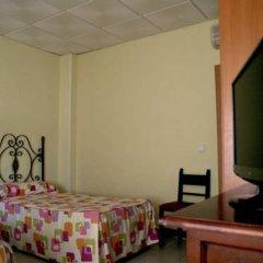 Отель Hostal Restaurante El Paso Испания, Байлен - отзывы, цены и фото номеров - забронировать отель Hostal Restaurante El Paso онлайн комната для гостей фото 4