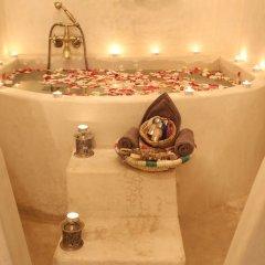 Отель Riad La Croix Berbère Luxe ванная