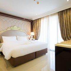 Отель LK President сауна