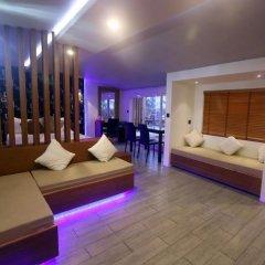 Отель Ripple Beach Inn Мале комната для гостей