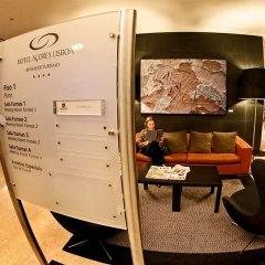 Отель Acores Lisboa Португалия, Лиссабон - отзывы, цены и фото номеров - забронировать отель Acores Lisboa онлайн спа фото 2