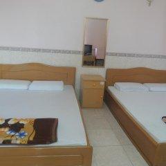 Отель Lam Hung Ky Motel сейф в номере