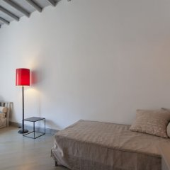 Апартаменты Habitat's Pantheon Apartments Рим комната для гостей фото 4