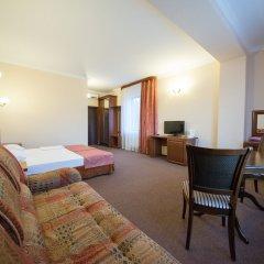 Аврора Отель комната для гостей фото 2