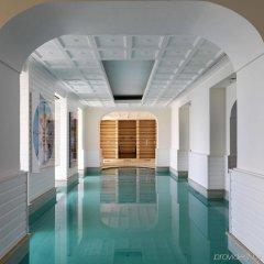 Отель Capri Tiberio Palace Капри бассейн