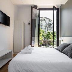 Отель Hostalin Barcelona Gran Via комната для гостей фото 3