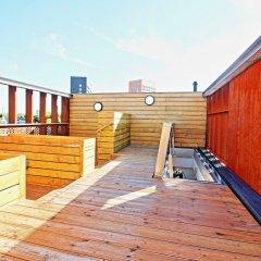 Отель Rooftop Penthouse Manchester сауна