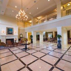 Отель Hampton Inn Vicksburg интерьер отеля фото 2