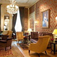 Отель Grand Casselbergh Брюгге интерьер отеля фото 2