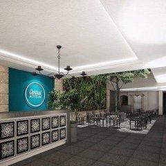 Отель Historico Central Мехико парковка