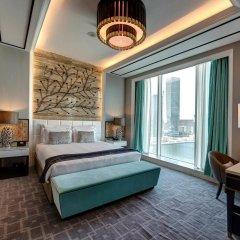 Steigenberger Hotel Business Bay, Dubai комната для гостей фото 4