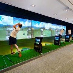 Отель Oakwood Premier Coex Center Южная Корея, Сеул - отзывы, цены и фото номеров - забронировать отель Oakwood Premier Coex Center онлайн спортивное сооружение фото 2