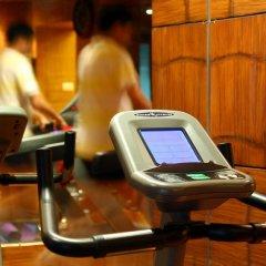 Отель Mom Tri S Villa Royale пляж Ката фитнесс-зал фото 3