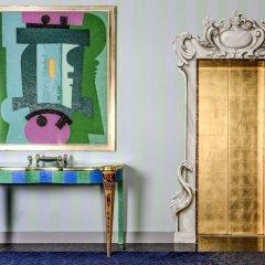 Отель Bülow Palais Германия, Дрезден - 3 отзыва об отеле, цены и фото номеров - забронировать отель Bülow Palais онлайн ванная фото 2