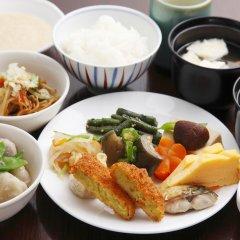 APA Hotel Aomori-Ekihigashi питание фото 2