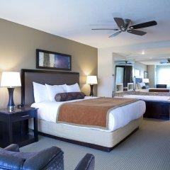 Isle of Capri Casino Hotel Boonville комната для гостей