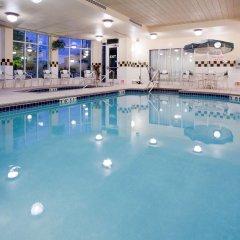 Отель Hilton Garden Inn Bloomington Блумингтон бассейн