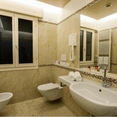 Отель Royal San Marco Hotel Италия, Венеция - 2 отзыва об отеле, цены и фото номеров - забронировать отель Royal San Marco Hotel онлайн ванная фото 2