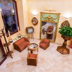 Отель Flora Италия, Кальяри - отзывы, цены и фото номеров - забронировать отель Flora онлайн интерьер отеля фото 3