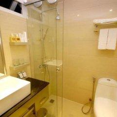 Отель iHome Nha Trang Вьетнам, Нячанг - 1 отзыв об отеле, цены и фото номеров - забронировать отель iHome Nha Trang онлайн ванная фото 2