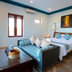 Отель Relax Garden Boutique Villa Hoi An комната для гостей фото 4