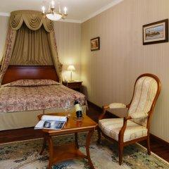Гранд Отель Эмеральд 5* Стандартный номер разные типы кроватей фото 9