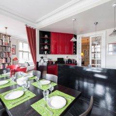 Отель onefinestay - Montparnasse Apartments Франция, Париж - отзывы, цены и фото номеров - забронировать отель onefinestay - Montparnasse Apartments онлайн интерьер отеля фото 3