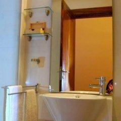 Отель Quinta De Tourais Португалия, Ламего - отзывы, цены и фото номеров - забронировать отель Quinta De Tourais онлайн ванная фото 2
