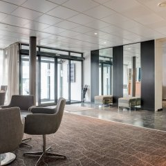 Quality Hotel Airport Vaernes интерьер отеля