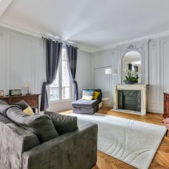 Отель Appartement familial à Montmartre фото 4