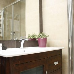 Отель WooTravelling Atocha 107 HOMTELS Испания, Мадрид - 1 отзыв об отеле, цены и фото номеров - забронировать отель WooTravelling Atocha 107 HOMTELS онлайн ванная фото 2