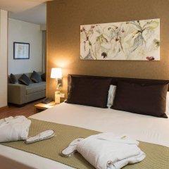 Отель Catalonia Albeniz Барселона комната для гостей фото 5