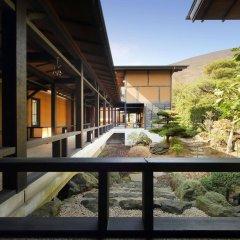 Отель Oyado Uchiyama Ито балкон