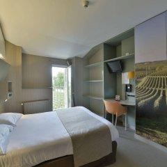 Отель Auberge de la Commanderie Франция, Сент-Эмильон - отзывы, цены и фото номеров - забронировать отель Auberge de la Commanderie онлайн комната для гостей фото 2