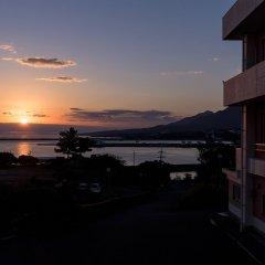 Отель Seaside Hotel Yakushima Япония, Якусима - отзывы, цены и фото номеров - забронировать отель Seaside Hotel Yakushima онлайн балкон