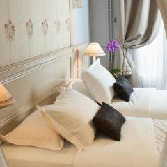Отель Hôtel de Bellevue Paris Gare du Nord ванная фото 2