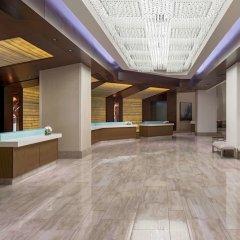 Отель Grand Hyatt Washington спа