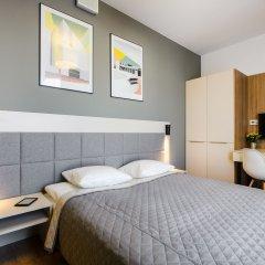 Отель Апарт-отель City Comfort Польша, Варшава - 8 отзывов об отеле, цены и фото номеров - забронировать отель Апарт-отель City Comfort онлайн вид на фасад